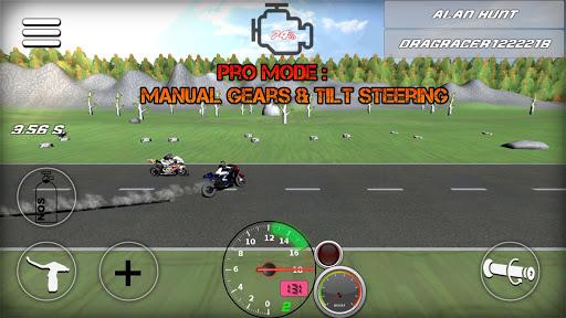 Drag Bikes - Realistic motorbike drag racing game 3.0 screenshots 2