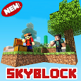 SkyBlock Survival for Minecraft PE