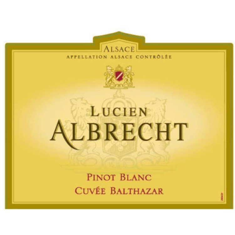 Logo for Lucien Albrecht Pinot Blanc