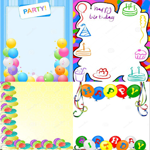 Birthday invitation frames 10 latest apk download for android birthday invitation frames apk download for android filmwisefo