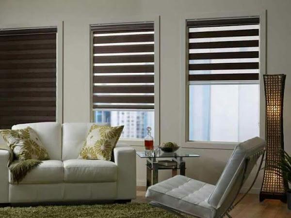 New Home Decor Wall Paper Roller Blinds Vertical