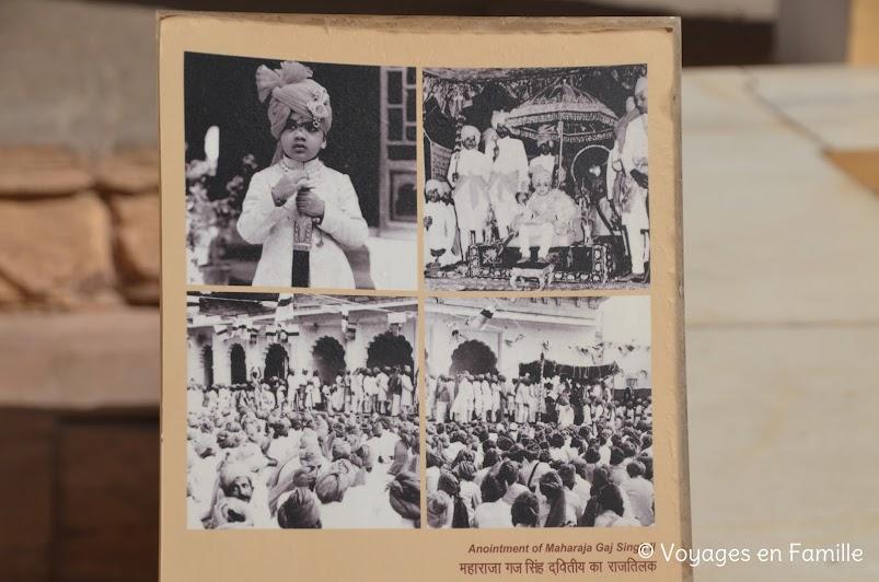 Shringar Chowk Mehrangarh