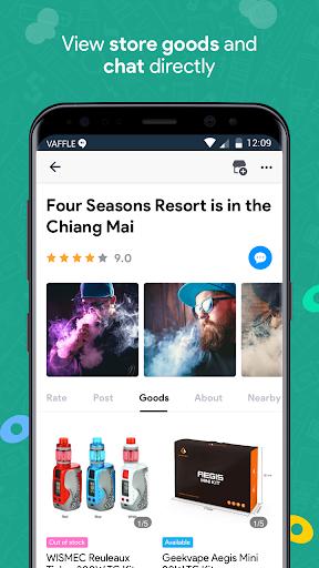 Vaffle 3.3.2 screenshots 3