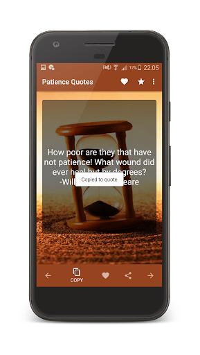 Patience Quotes screenshot 4