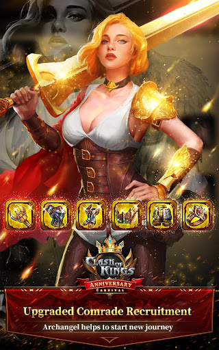 Clash of Kings : Newly Presented Knight System filehippodl screenshot 4
