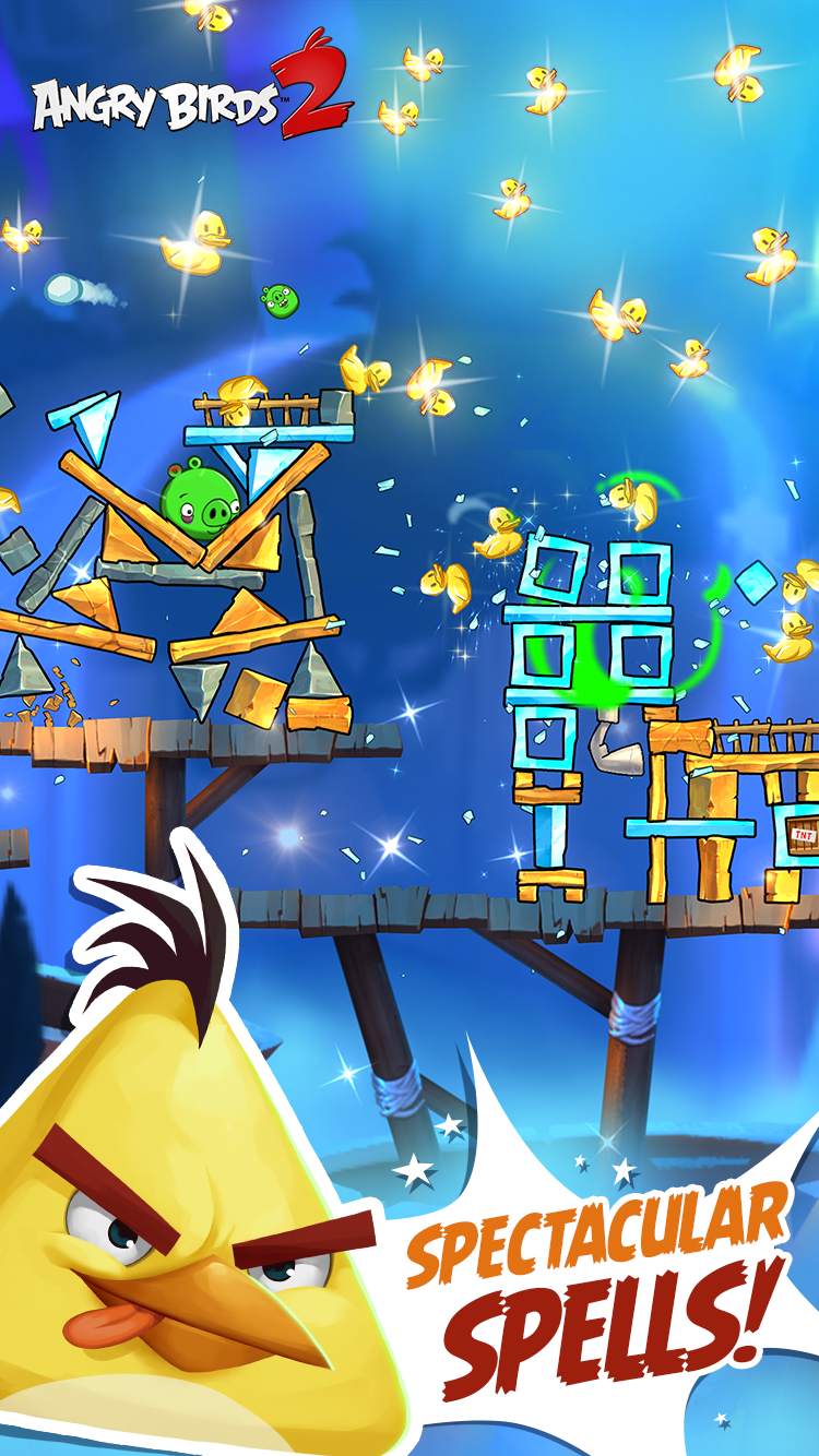 Angry Birds 2 screenshot #4
