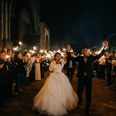 Wedding photographer Dmitriy Yurov (Muffin). Photo of 02.02.2017