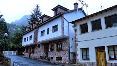 Photo: Nuestro Hotel en Pola de Somiedo