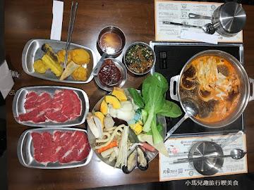 兩餐두끼 韓國年糕火鍋吃到飽