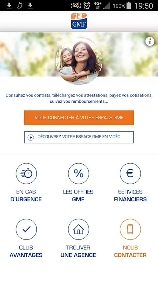 Gmf mobile applications android sur google play - Gestionnaire sinistre gmf ...