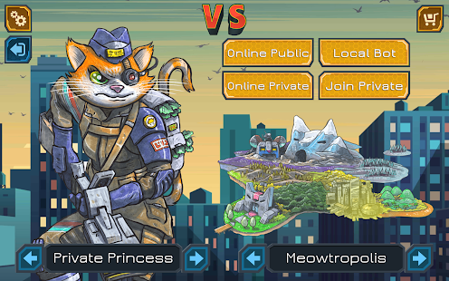 Meow Wars: Card Battle 19