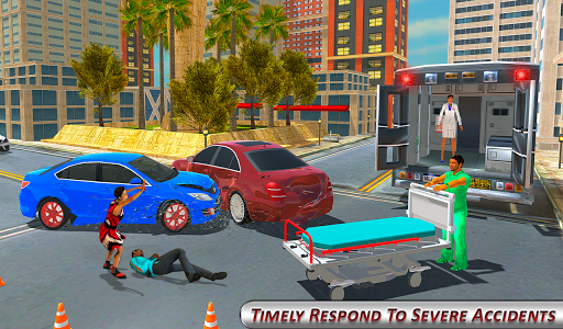 Ambulance Rescue Games 2020 1.5 screenshots 4