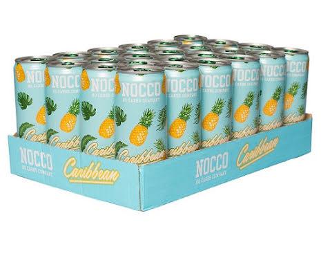 Nocco BCAA Caribbean 24 x 330ml