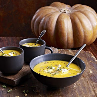 Pumpkin Lentil Soup Recipes