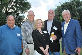 Photo: Richard Fennema, Joe Matulich, Suzy Wright Thomas, Sam Reed, Early Davis