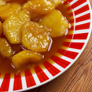 Quick Candied Yams.