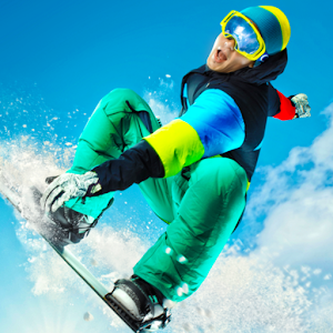Snowboard Party: Aspen APK Cracked Download