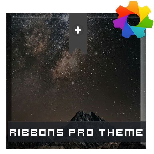 Ribbons Theme For Xperia
