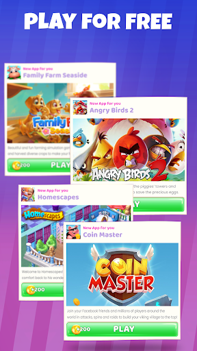 Coin Pop - Play Games & Get Free Gift Cards 2.8.3-CoinPop screenshots 2