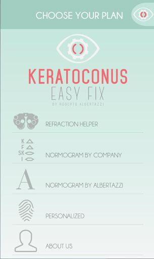 Keratoconus Easy Fix