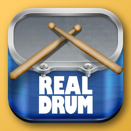 Real Drum - ベストドラムシム
