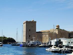 Photo: #011-MuCEM, le fort Saint-Jean.