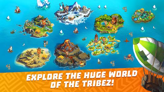 The Tribez: Build a Village 12.6.1 (Mod Money)