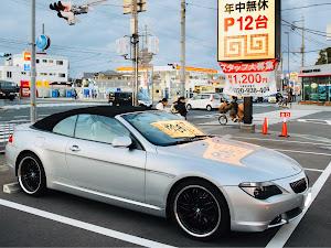 6シリーズ カブリオレ  650iのカスタム事例画像 ヨシユキさんの2020年01月21日19:45の投稿
