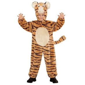 Djurdräkt, Tiger barn