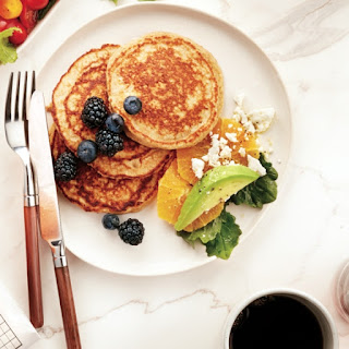 Protein-Packed Whole Wheat Pancakes Recipe