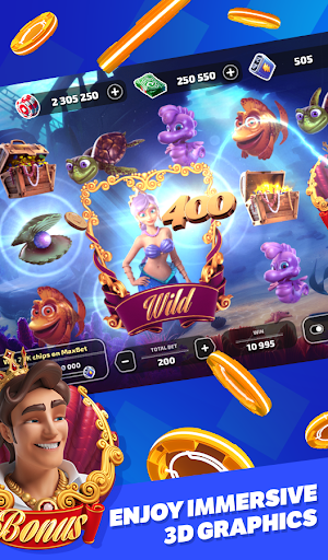 Reel Valley: Slots in the City. Free Slot Game 1.0.28221207 screenshots 4