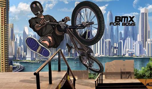 BMX For Boys 1.0.1 Mod screenshots 1
