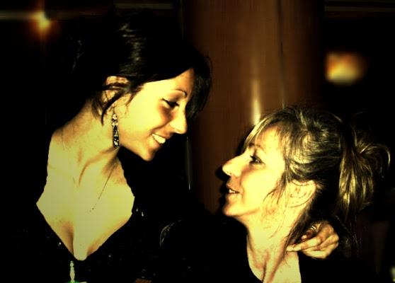 In uno sguardo l'Amore...mamma e figlia di Serenella