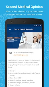 Max Bupa HealthApp Download For Android and iPhone 7