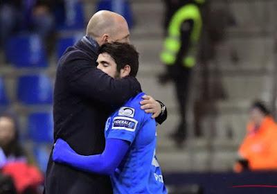 Philippe Clement et Leandro Trossard évoquent l'absence de Pozuelo en Play-Offs 1