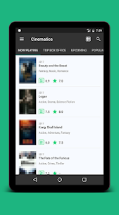 Cinematics: The Movie Guide App Download For Android 8