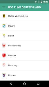 BOS Funk Deutschland screenshot 0