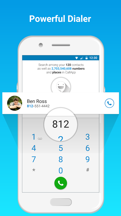 CallApp: Caller ID, Block & Phone Call Recorder- screenshot