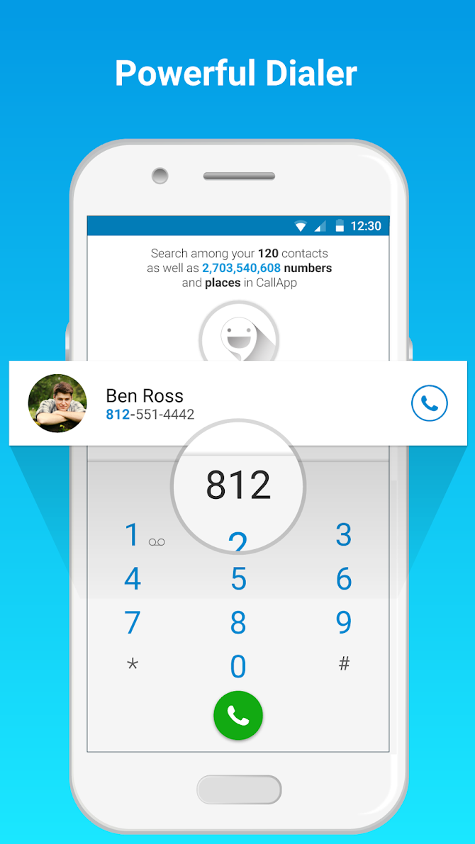 CallApp: Caller ID, Block & Phone Call Recorder Android 7