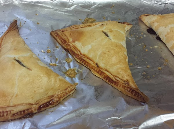 Bake pies at 400°F until crusts are well-browned and crisp, about 20-25 minutes. Cool...
