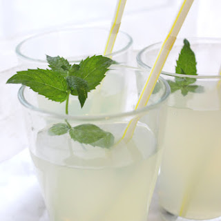 Herbed Lemonade (Mint, Basil, Dill).