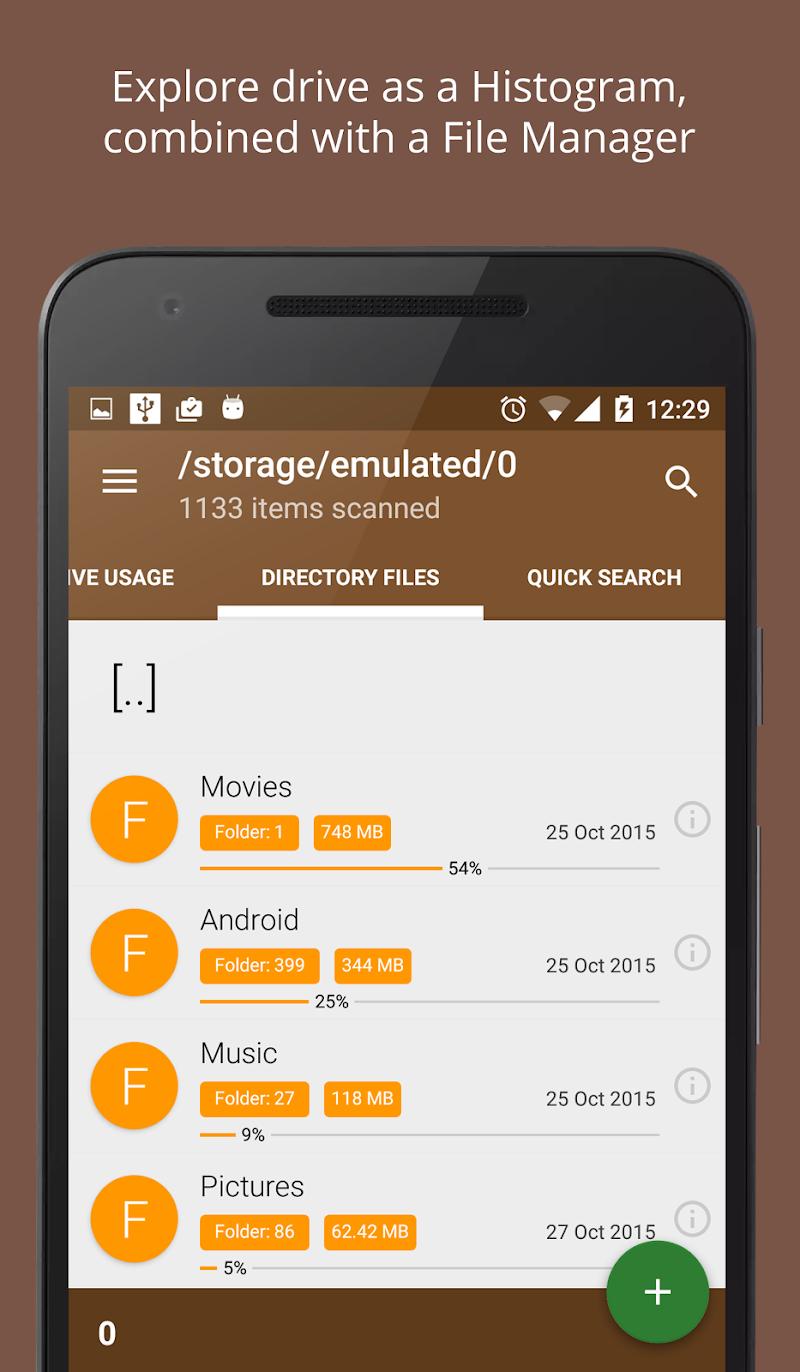 Disk & Storage Analyzer [PRO] Screenshot 3