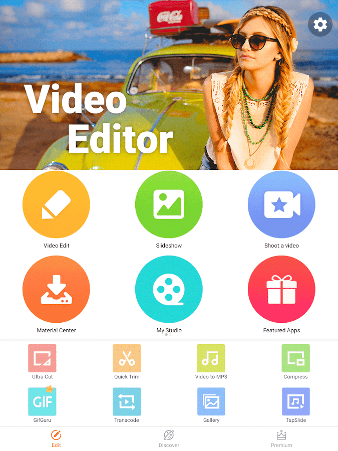 VideoShow Video Editor, Video Maker, Beauty Camera- screenshot