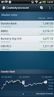 Screenshot of Mobile Bank UK