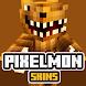 Pixelmon Skins for MCPE