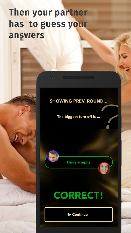 iPassion: Adult couple game- screenshot