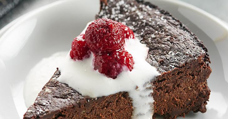 Vegan Flourless Chocolate Cake Recipe | Yummly