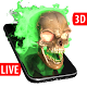 Skull live wallpaper Download on Windows