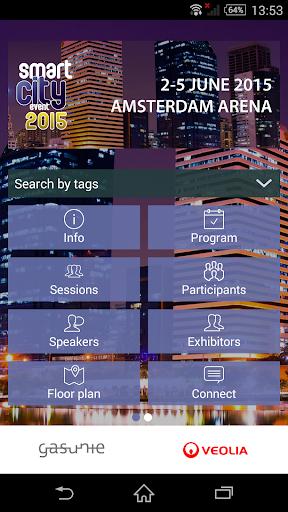 Smart City Event 2015