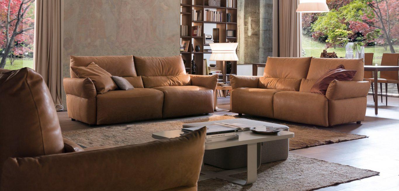 Thiết kế nội thất biệt thự nên chọn sofa như thế nào?